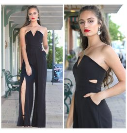 Jumpsuit Night Moves Black Jumpsuit