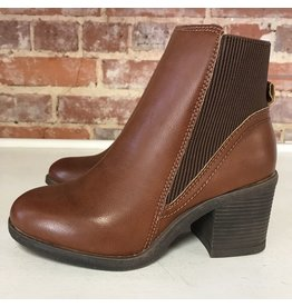 Shoes 54 Take the Long Road Tan Bootie