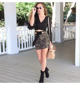 Skirts 62 Count The Cost Camo Skirt