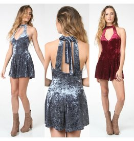 Rompers 48 Velvet Crush Party Romper