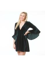 Dresses 22 Come As You Are Velvet Dress