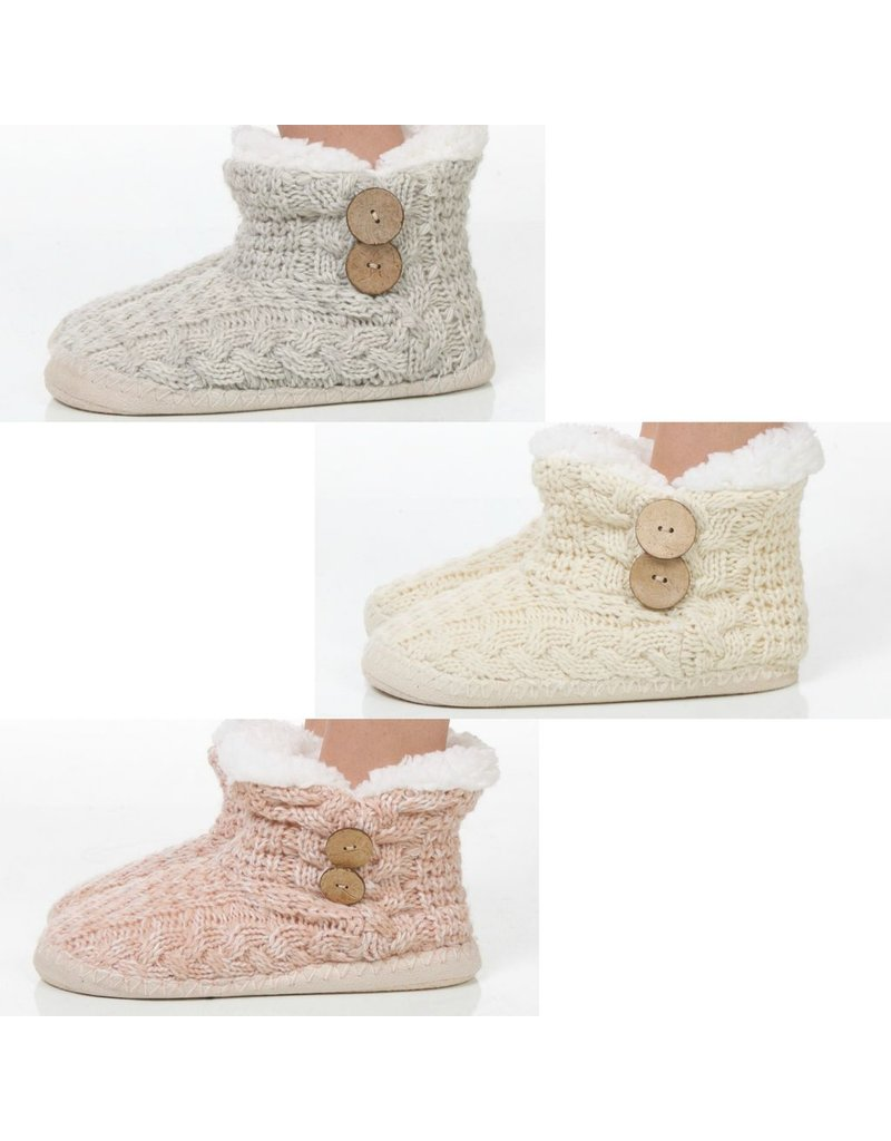 Shoes 54 Super Soft & Cozy Slipper/Bootie