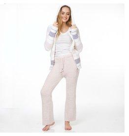 Tops 66 Comfy Fleece Stripe Hoodie