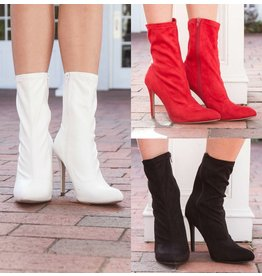 Shoes 54 Right to the Point Bootie