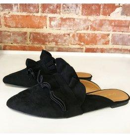 Shoes 54 Reason To Ruffle Flat Mule