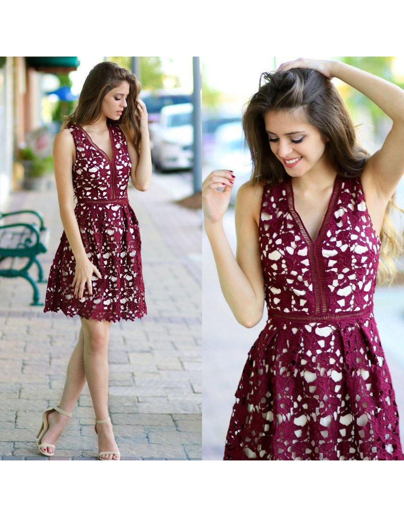 Dresses 22 Fall Occasion Burgundy Dress