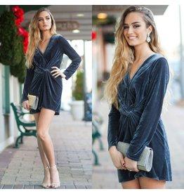 Dresses 22 Dreams Come True Velvet Dress