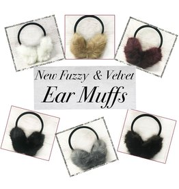 Accessories 10 Fur Earmuff