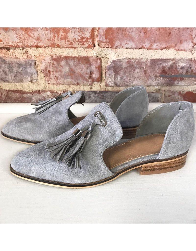 Shoes 54 Alaina Tassel Flat