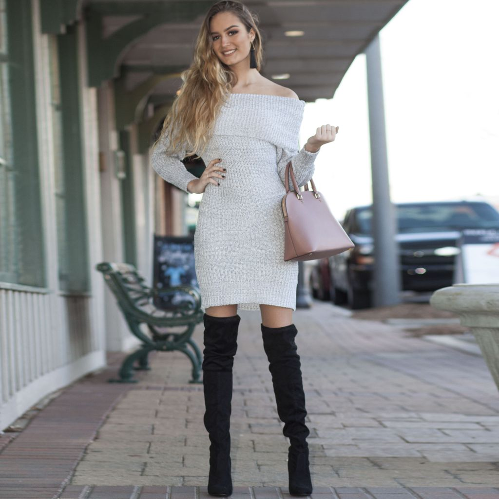 Dresses 22 Winter Sweater Dress