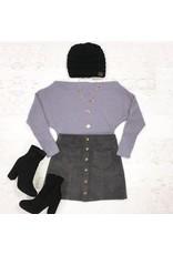 Tops 66 Dusty Purple Winter Sweater Top
