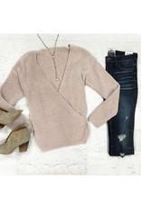 Tops 66 Chenille Winter Sweater