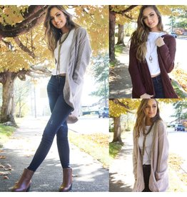 Tops 66 Cozy Up Winter Cardigan