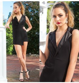 Rompers 48 Holiday Tuxedo Romper
