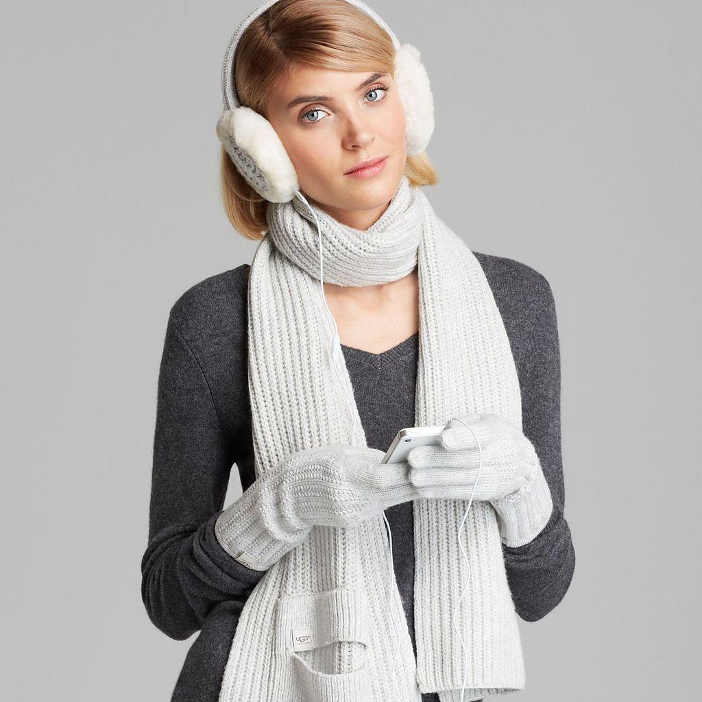 Accessories 10 Sequin Ear Muff Headphones