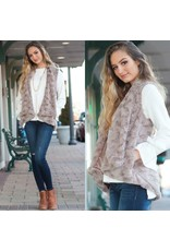 Tops 66 Winter Fur Vest