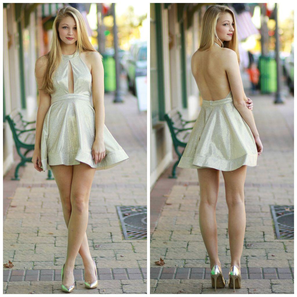 Dresses 22 Glitz & Glam Party Dress