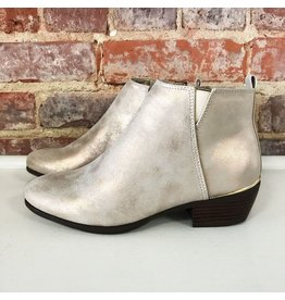 Shoes 54 One Wish Rose Gold Bootie