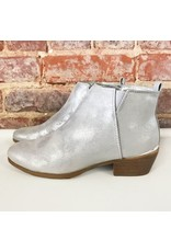 Shoes 54 One Wish Soft Silver Bootie
