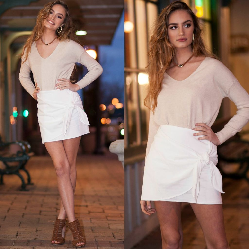 Skirts 62 Alyssa Wrap Skirt