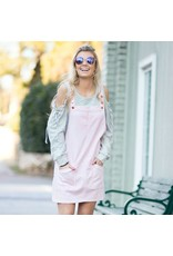 Dresses 22 Overall Pink Dress