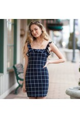Dresses 22 Off The Grid Navy Dress