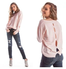 Tops 66 Make Me Blush Sweater