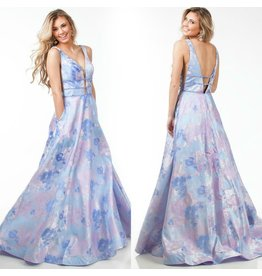 Formalwear Periwinkle Forever Formal Dress