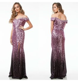 Formalwear Ombre Elegance Formal Dress