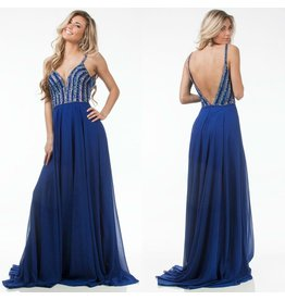 Formalwear JVN Royal Blue Formal