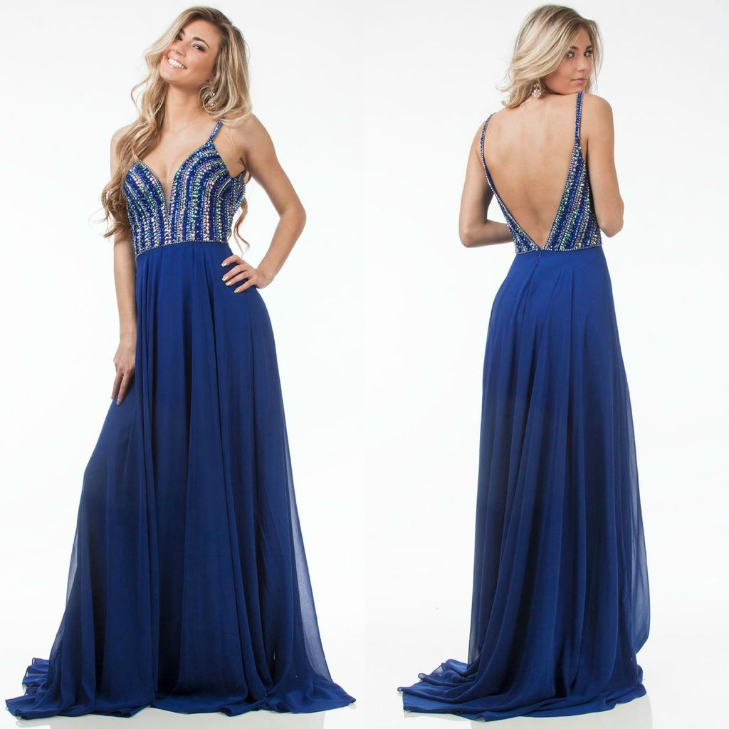 Formalwear JVN Royal Blue Formal - Cousin Couture