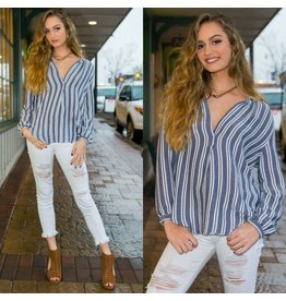 Tops 66 Spring Stripes Top