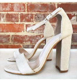 Shoes 54 Spring Dream Beige Heel