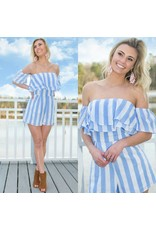 Rompers 48 Marrissa Stripe Romper