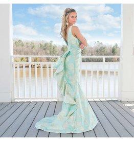 Formalwear Formal Affair Seafoam Formal Dress