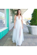 Dresses 22 Swept Away White Tulle Dress
