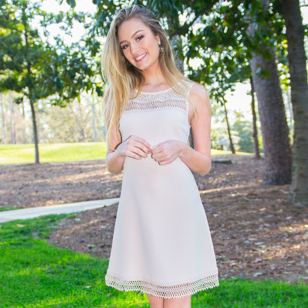 Dresses 22 Party Fit and Flare Dress