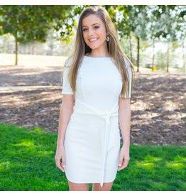 Dresses 22 One Wish Front Tie Dress