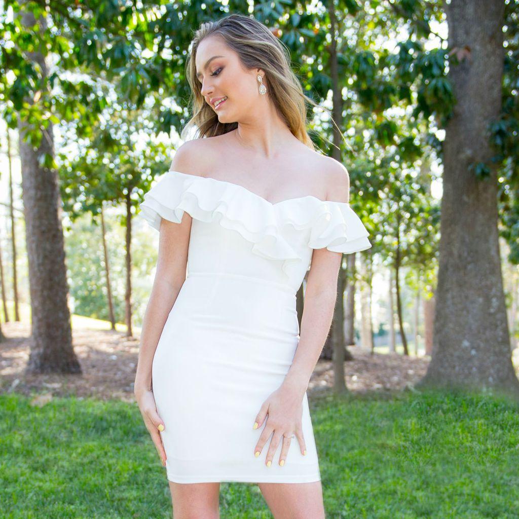 Dresses 22 Ruffle Romance Dress