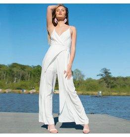 Jumpsuit Summer Love White Jumpsuit