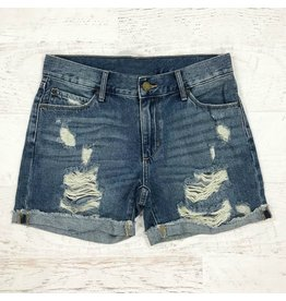 Shorts 58 Good Times Cuffed Denim Shorts