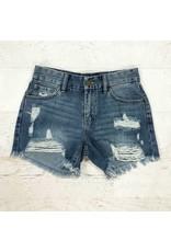 Shorts 58 Lola Distressed Denim Shorts