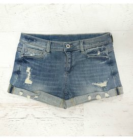 Shorts 58 Summer Vacay Medium Light Denim Shorts