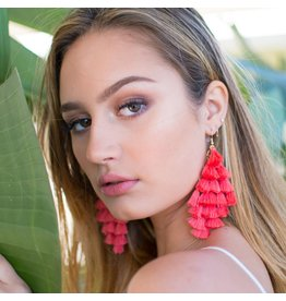 Jewelry 34 Chandelier Tassel Earrings