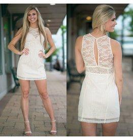 Dresses 22 Summer Dream Cream Lace Dress