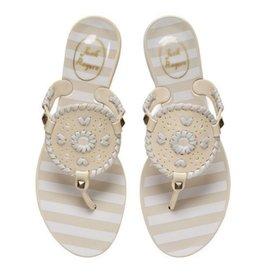 Shoes 54 Jack Rogers Striped Georgica Jelly