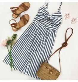 Dresses 22 Tied Up For Summer Stripe Dress