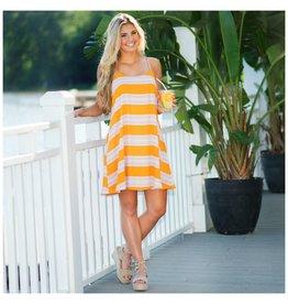 Dresses 22 Summer Stripe Party Dress