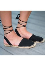 Shoes 54 Summer Fun Ankle Wrap Espadrille