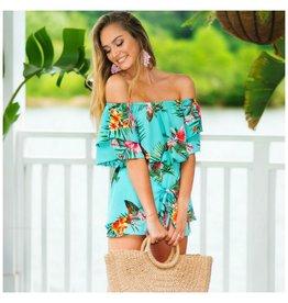 Shorts 58 Tropical Punch Floral Shorts
